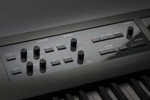 Dexibell Vivo S-7 : mixer