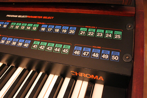 Rhodes Chroma : Rhodes Chroma Right Panel
