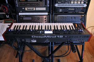 Behringer DeepMind12 : Behringer DeepMind12 (74483)