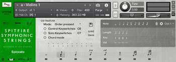 Spitfire Audio Symphonic Strings : Spitfire Audio Symphonic Strings (64386)