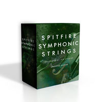 Spitfire Audio Symphonic Strings : Spitfire Audio Symphonic Strings (3375)