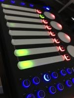 Keith McMillen Instruments K-Mix : Vue de côté du K-Mix