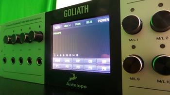 Antelope Audio Goliath : Antelope Goliath 1