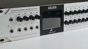 Antelope Audio Goliath : Antelope Goliath 2