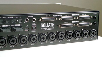 Antelope Audio Goliath : Antelope Goliath 6
