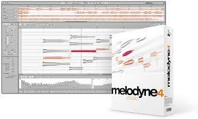 Celemony Melodyne 4 Studio : sans titre