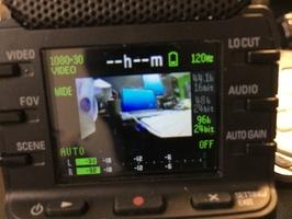 Zoom Q2n : Interface du Zoom Q2n