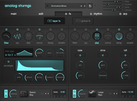 04 AnalogStrings Layer Fx