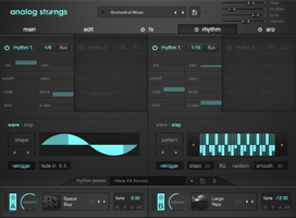 03 AnalogStrings Rhythm