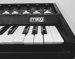 Samples From Mars Vintage Synths Vol 1 : micro Moog