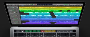 Apple Logic Pro X : Touch Bar