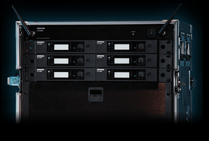 GLX-D Advanced Rack