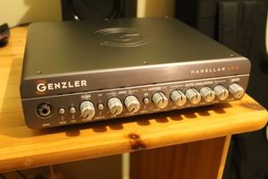 Genzler Amplifications Magellan 800 : Genzler Amplifications Magellan 800 (38747)
