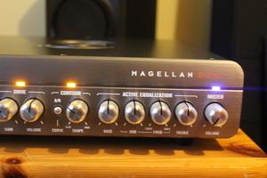 Genzler Amplifications Magellan 800 : Genzler Amplifications Magellan 800 (25522)