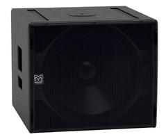 Martin Audio SX118 : sx118 front view