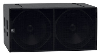 Martin Audio SX218 : sx218 front view