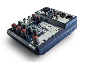 Soundcraft Notepad-5 : Soundcraft NP 5 04 original
