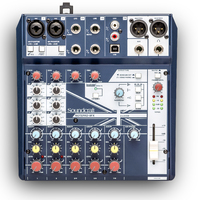 Soundcraft Notepad-8FX : Soundcraft NP 8FX 01 original