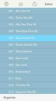 Roland AE 10 App Photo1 Lib tonelist