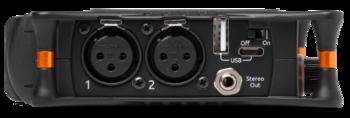 Sound Devices MixPre-3 : MixPre 3 LeftPanel 2000px