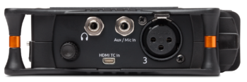 Sound Devices MixPre-3 : MixPre 3 RightPanel 2000px