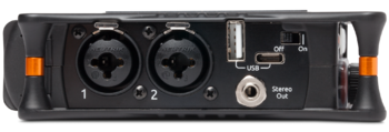 Sound Devices MixPre-6 : MixPre 6 LeftPanel 2000px