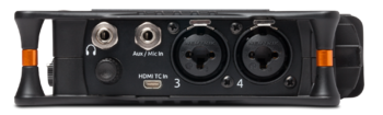 Sound Devices MixPre-6 : MixPre 6 RightPanel 2000px