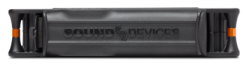 Sound Devices MixPre-6 : MixPre 6 BackPanel wSled 2000px
