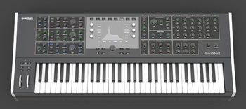 Audio & music gear : waldorf quantum