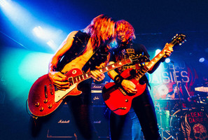 Doug Aldrich Stage Duo