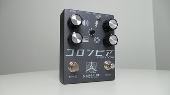 Caroline Guitar Company Shigeharu IC Fuzz + Octave : Caroline Guitar Company Shigeharu IC Fuzz + Octave (74960)