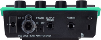 Roland SPD::One Electro : spd one electro rear gal