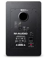 M-Audio BX8-D3 : BX8D3 Back HiRes