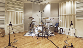Stereo Room Drum Miking