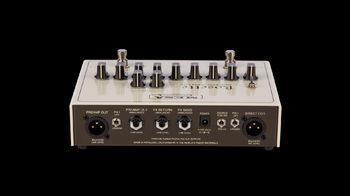 Mesa Boogie Rosette Acoustic DI Preamplifier : Mesa Boogie Rosette Acoustic DI Preamplifier (66911)