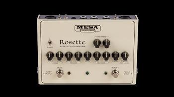 Mesa Boogie Rosette Acoustic DI Preamplifier : Mesa Boogie Rosette Acoustic DI Preamplifier (21135)
