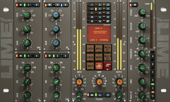 Acustica Audio Lime : Lime 1