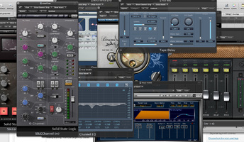 Mixage 135 Too many plugins