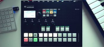 headline Squarp Pyramid MIDI Sequencer