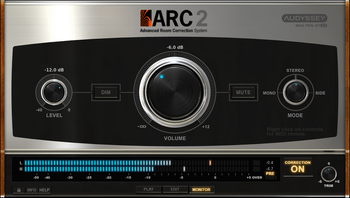 ikc L ARC 25 Correction Monitor Window