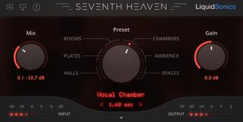 LiquidSonics Seventh Heaven : SH