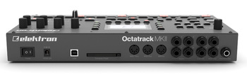 Elektron Octatrack MKII Rear