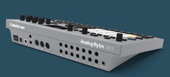 Elektron Analog Rytm MKII : Analog Rytm mkII rear angle
