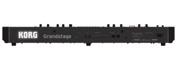 Korg GrandStage 73 : GrandStage 73 rear