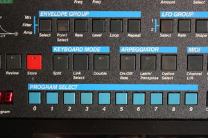 Sequential Circuits Prophet VS Rack : Prophet VS 1tof 08.JPG