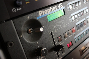 Sequential Circuits Prophet VS Rack : Prophet VS 1tof 10.JPG