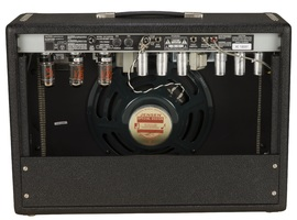 '64 Custom Deluxe Reverb Amplifier Back 3