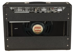 '64 Custom Deluxe Reverb Amplifier Back 1