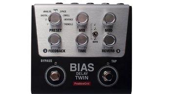 Positive Grid Bias Delay Twin : Positive Grid Bias Delay Twin (39928)