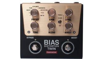 Positive Grid Bias Distorsion Twin : Positive Grid Bias Distorsion Twin (65247)